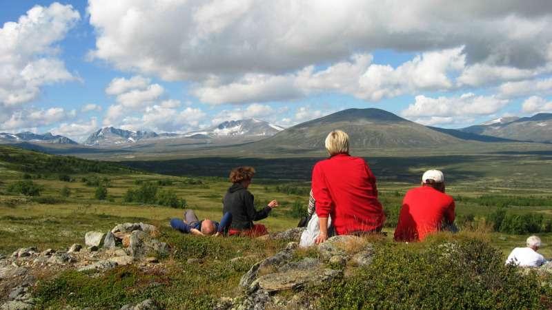 Dovrefjell - am Pilgerpfad Entlang mit Führung