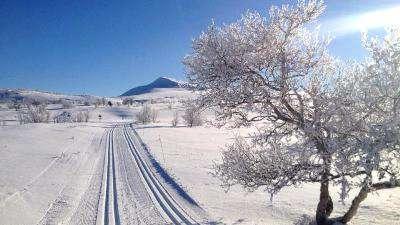 Rondane Nasjonalpark med bagasjetransport
