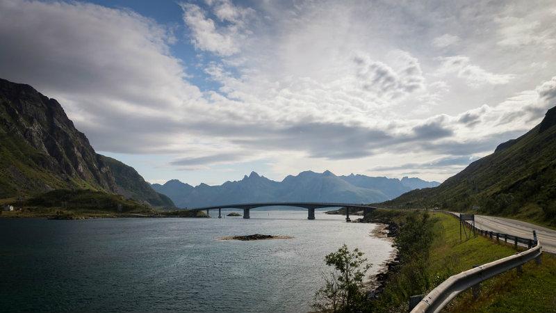 Lofoten Islands Self-Guided Bike Tour