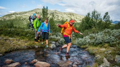 Explore Rondane - easy hikes in great mountain terrain