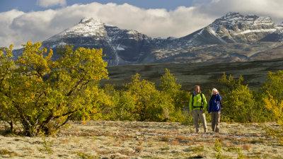 På topper og fotturer i majestetiske Rondane