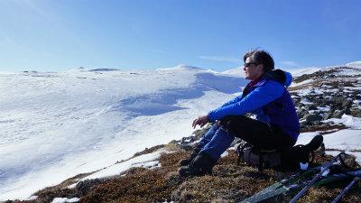 Jotunheimen cross-country trail