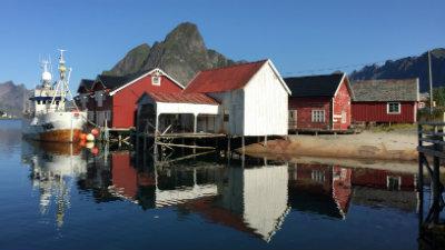 Bike the Amazing Lofoten Isles