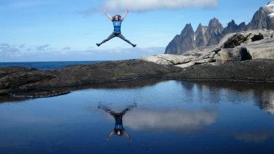 Midnattsol, Foto: Frank Andreassen, www.nordnorge.com